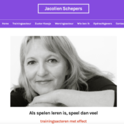 Website Jacolien Schepers